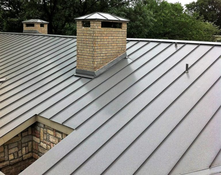 Standing Seam Metal Roof Dallas