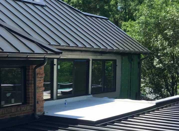 Metal Roof Plano